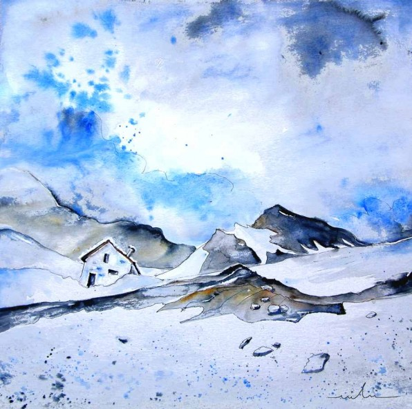 Les Pyrénées En Peinture