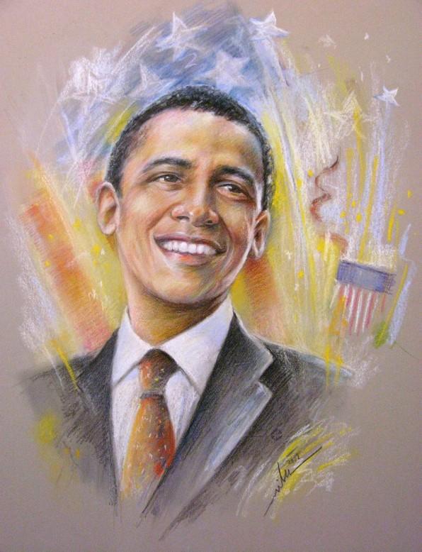Le Sourire de Barack Obama