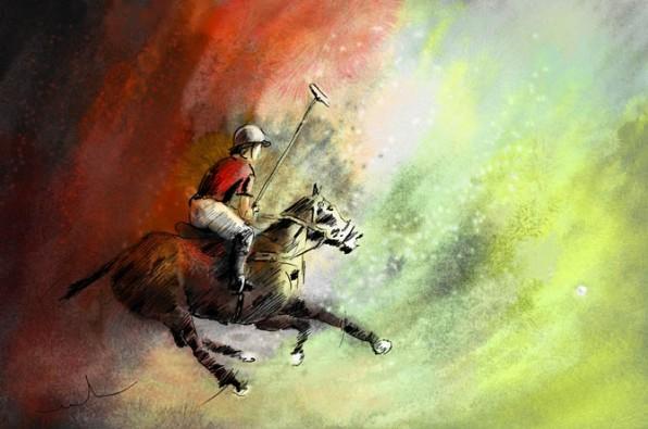 Le Polo en Inde