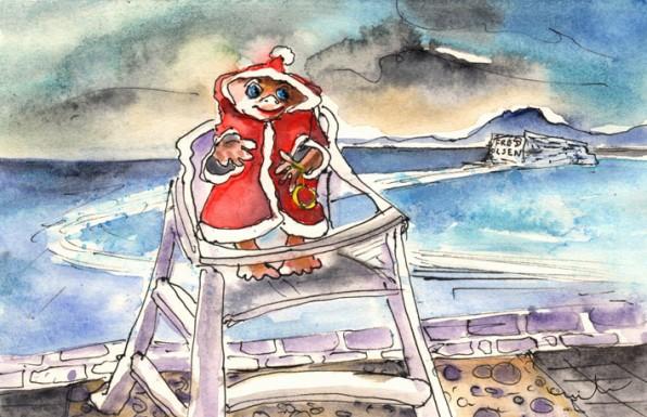 Noël à Lanzarote