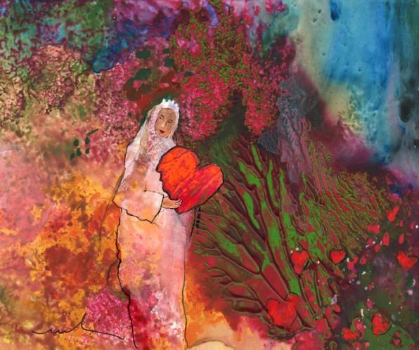 Saint-Valentin: La Reine des Coeurs