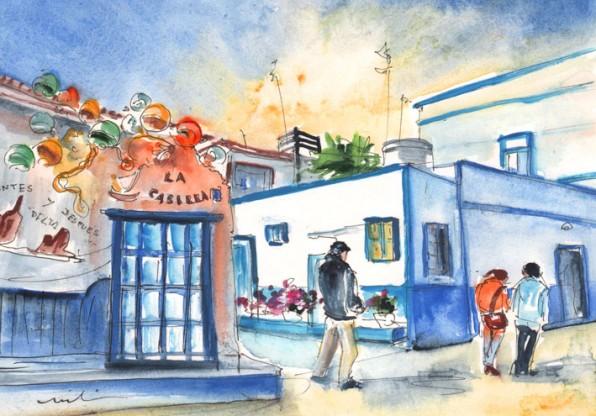 Gran Canaria en Peinture 04