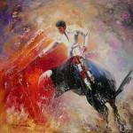 La Corrida en Peinture