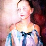 France – Jeune Ballerine