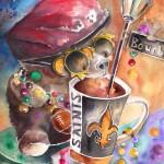 Le Café en Peinture