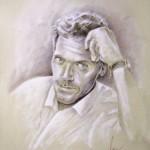 England – Acteur Hugh Laurie