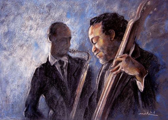La Musique en Peinture - Tableaux de musiciens par Miki de ...