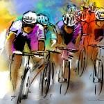 Le Sport en Peinture