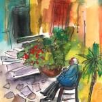 Vieillir Seul en Crète