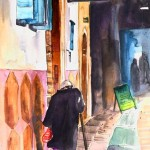 Vieillir Seule au Maroc