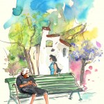 Vieillir Seule au Portugal