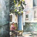Vieillir Seul en Espagne
