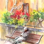 Vieillir Seule en Italie