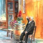 La Vieillesse en Peinture