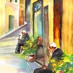 Vieillir Seul en Italie