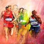 Course 10000m