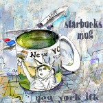 Starbucks Mug de New York USA