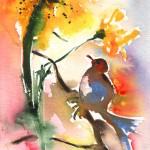 L'Oiseau et La Fleur 01