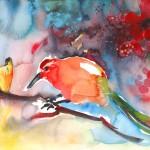 L'Oiseau et La Petite Fille