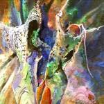 La reine du Sabbat et Salomon