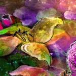 Les Roses dans Le Rêve du Mouton