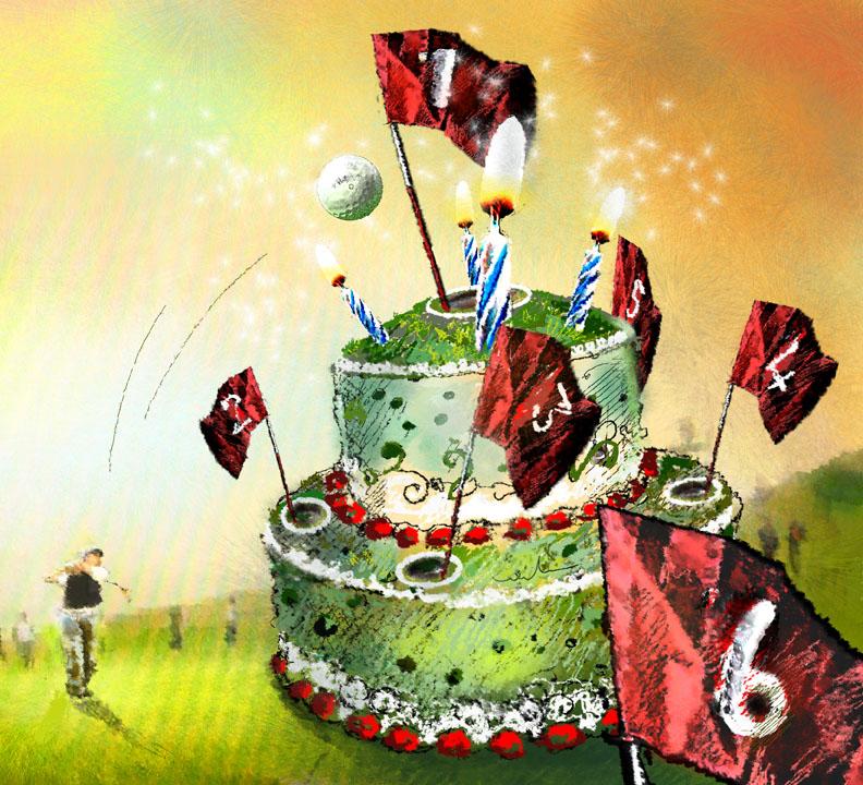 Dessins et peintures humoristiques par miki de goodaboom - Image gateau anniversaire humour ...