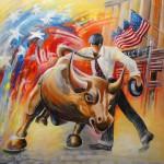 Combattre Le Taureau de Wall Street