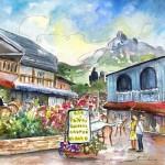 Artouste – le Village 01