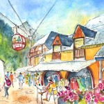 Artouste – le Village 02