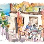 Barca de Alva – Touristes Anglais