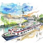 Barca de Alva – Ferry