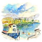 Barca de Alva – Baigneurs