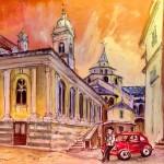Bergamo – La Fiat Rouge