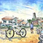 Gruissan à Bicyclette