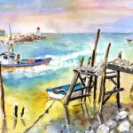 Bretagne – Bateaux et Passerelles 01