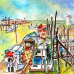 Bretagne – Bateaux et Passerelles 02