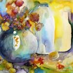 Vase et Bouteilles 01