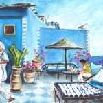 Petit Déjeuner à Essaouira