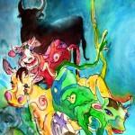 Tolède – Ses Taureaux