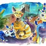 Tolède – Ses Chats