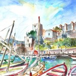 Collioure – Le Port 01