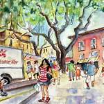 Collioure – Le Marché 01
