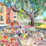 Collioure – Le Marché 02