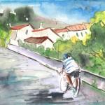 En Vélo en Italie
