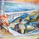 Calpe – Pêcheurs 02