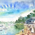 Bretagne – La Pointe d'Arradon