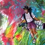 Lady Golf 04