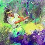 Lady Golf 06