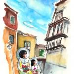Tolède – Les Dames