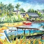 Bretagne – Le Moulin de Pomper 01